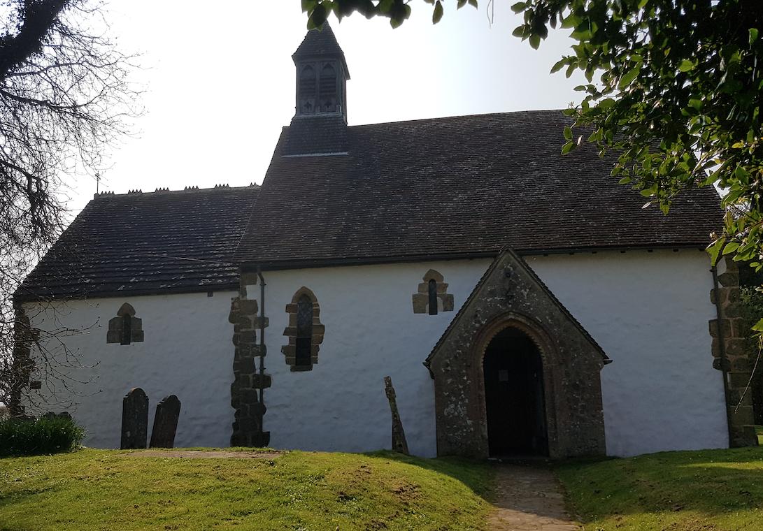 St Botolph Hardham