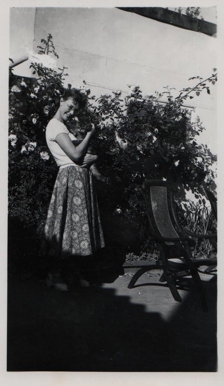 Joan circa 1960