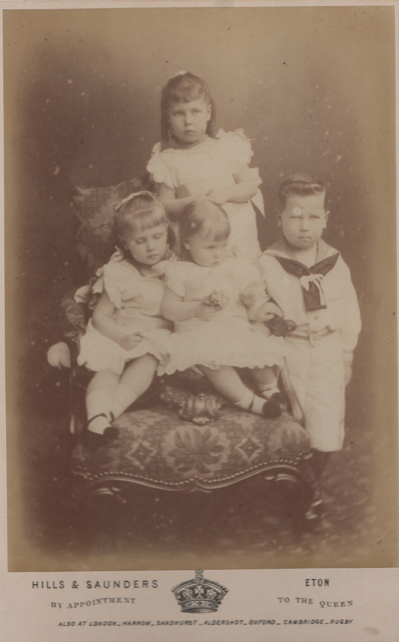 Children of the Duke and Duchess of Edinburgh