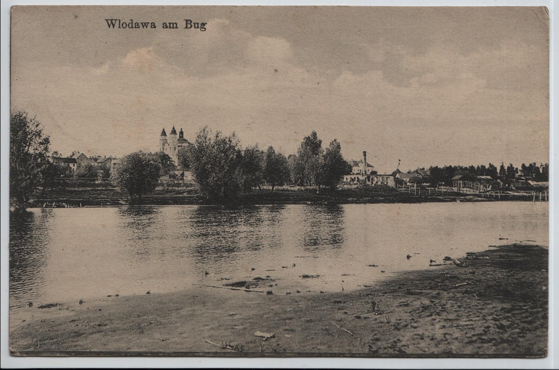 4. Wlodawa on the river Bug