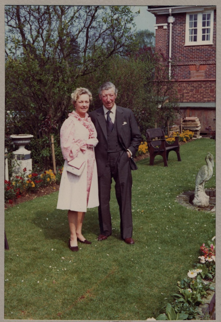Wedding May 6th 1972