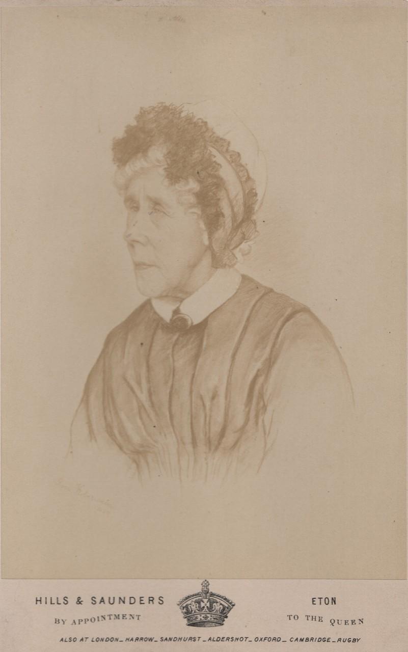 1881 Miss Skerritt