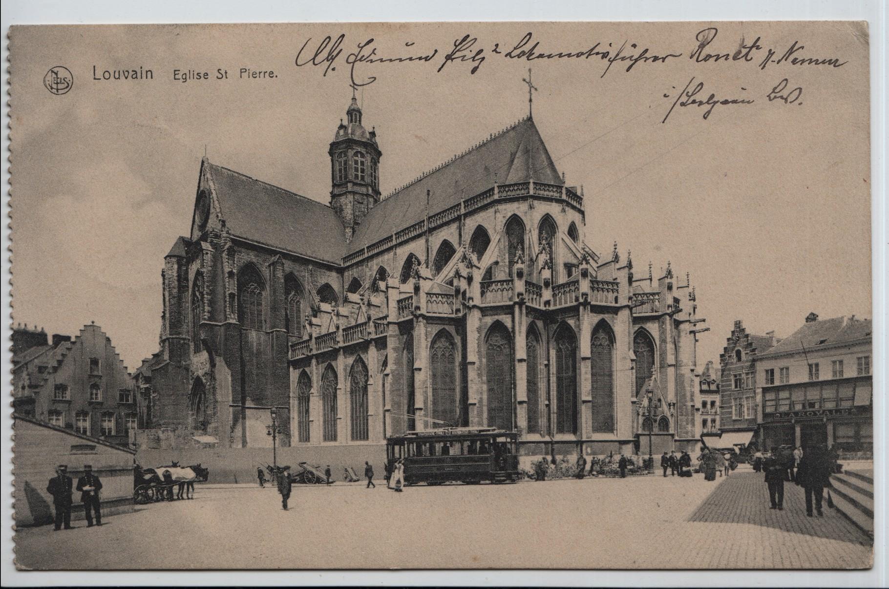 12. St Peter's church Louvain