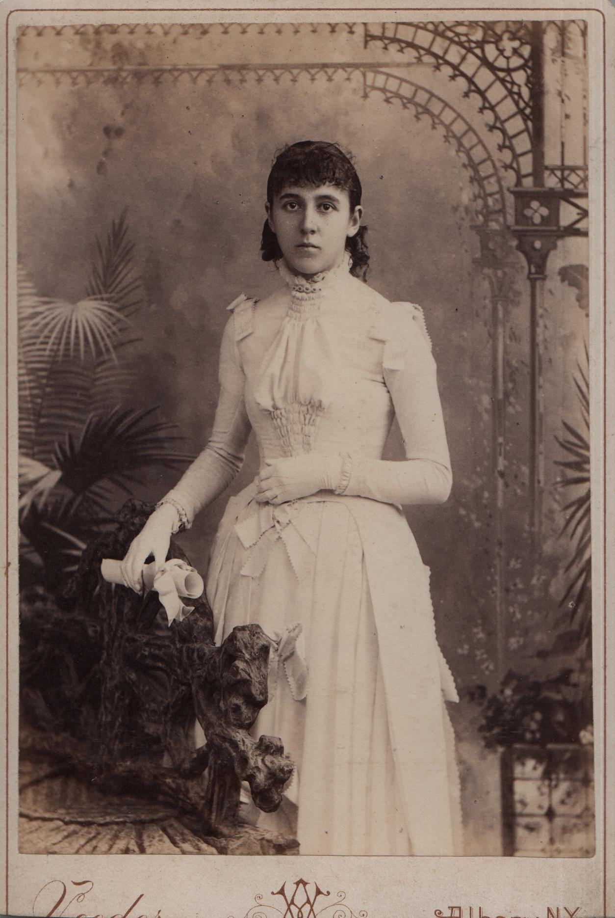 'Selina Turner, Slingerlands Albany N.Y.'