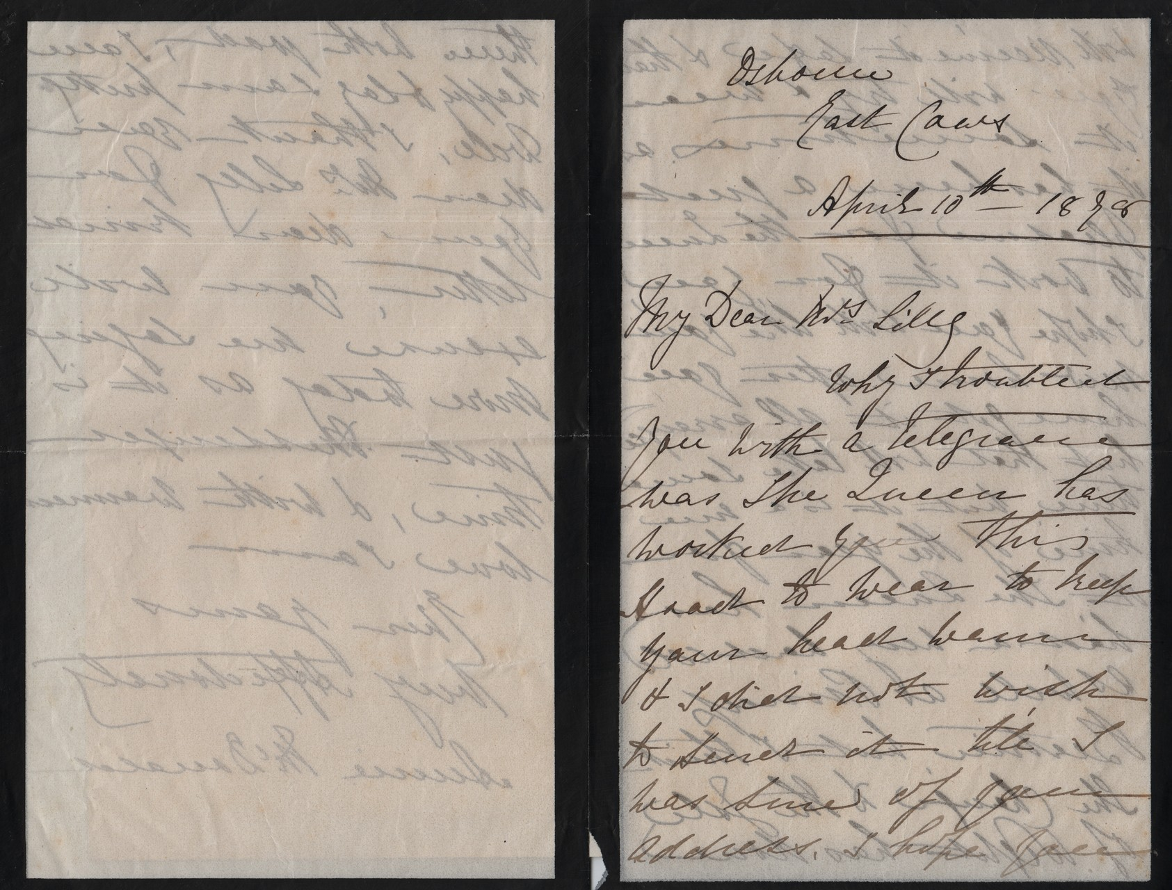 1878 10.4. Annie MacDonald to MDL