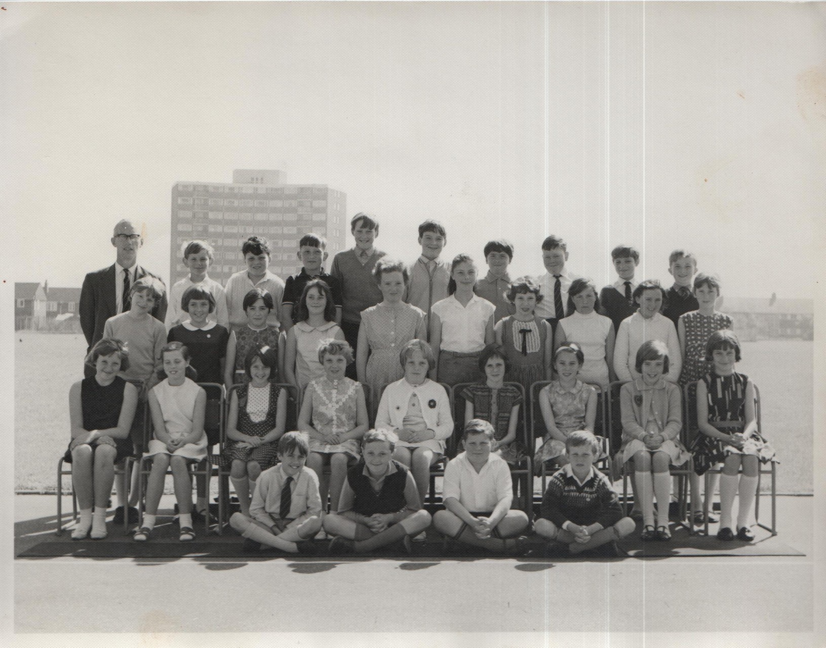 1967 Hamstel Road Primary School class 11