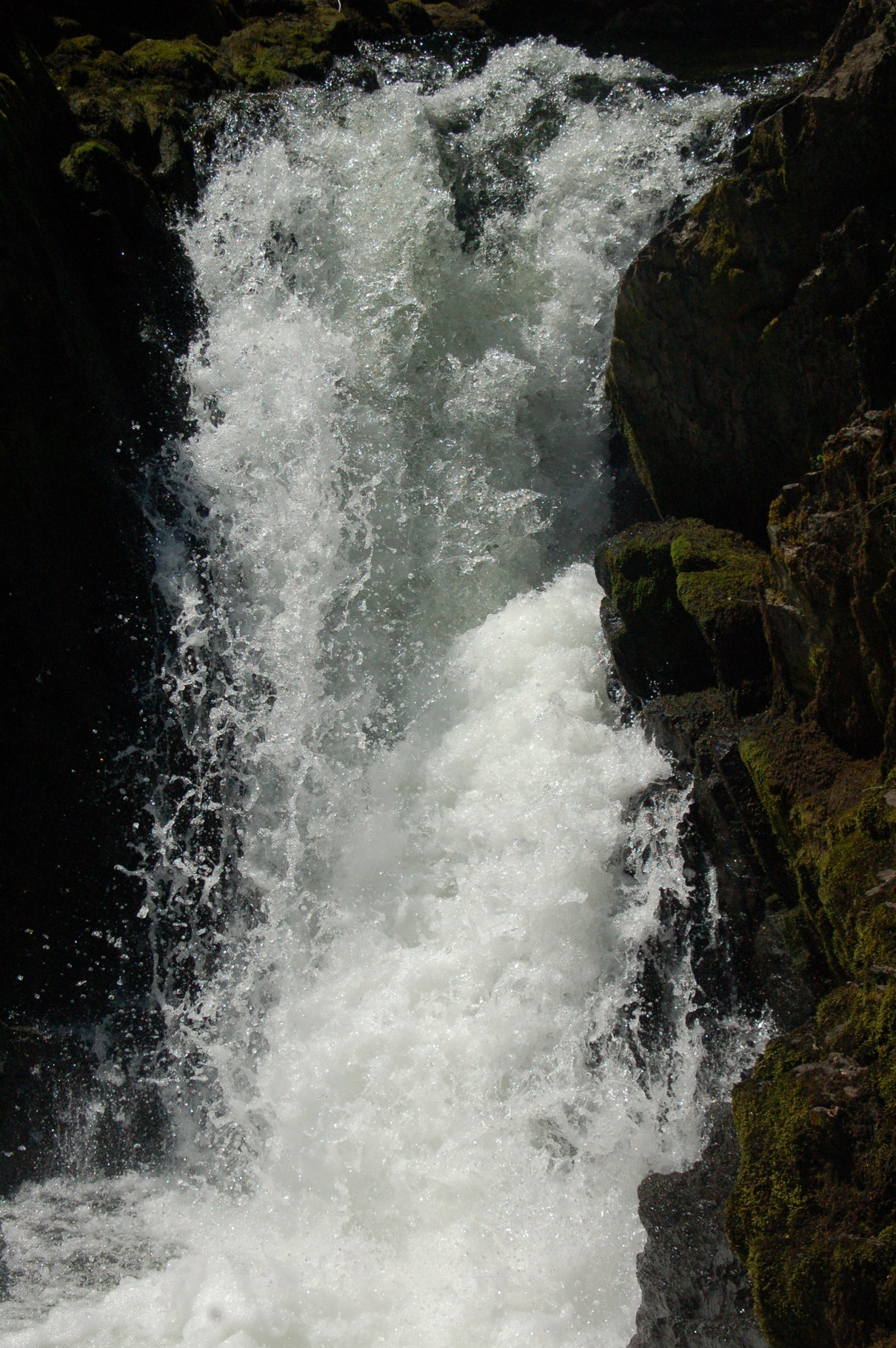 Skelwith Bridge Falls