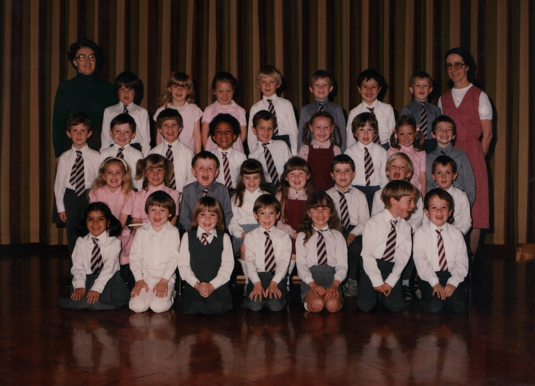 1980s Earl's Hall Infants