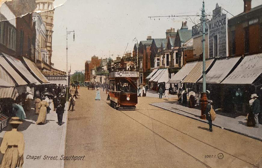 Chapel Street Southport