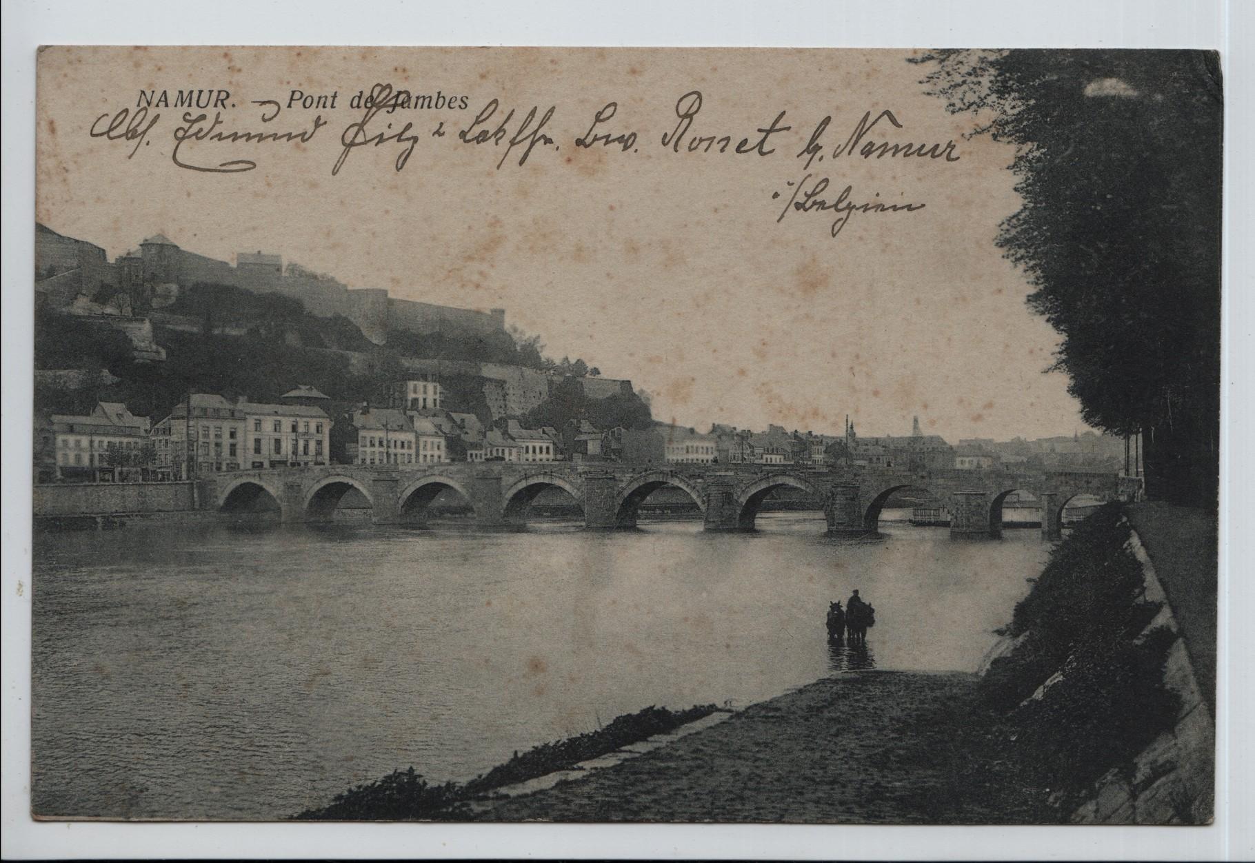 7. Bridge at Namur