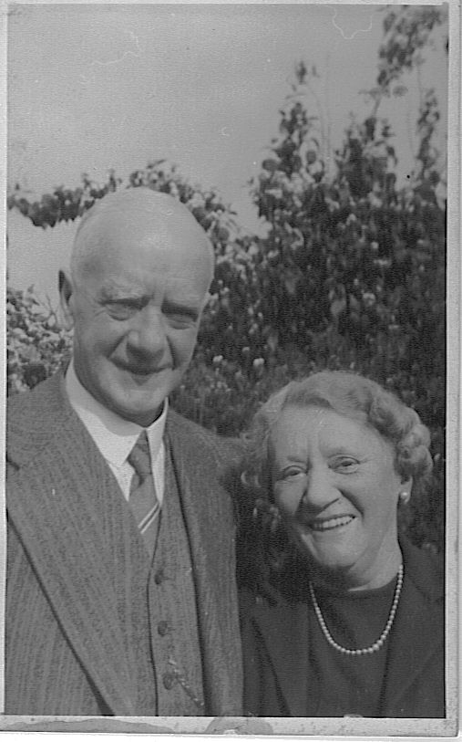 Fred and Nellie Grundy 1953