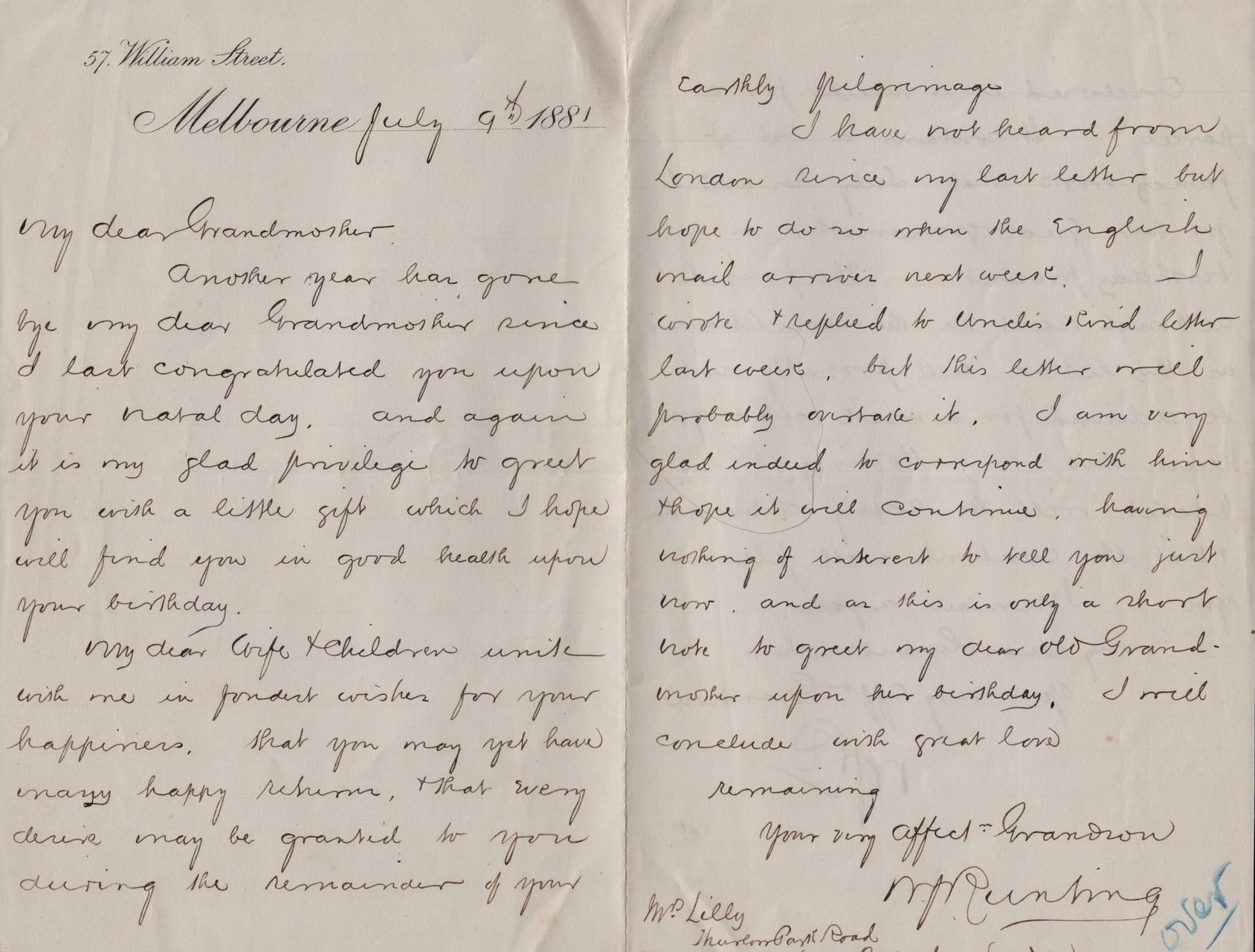 1881 July 9th
