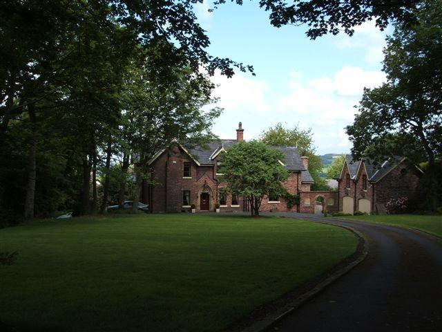 Dalton Grange, Parbold