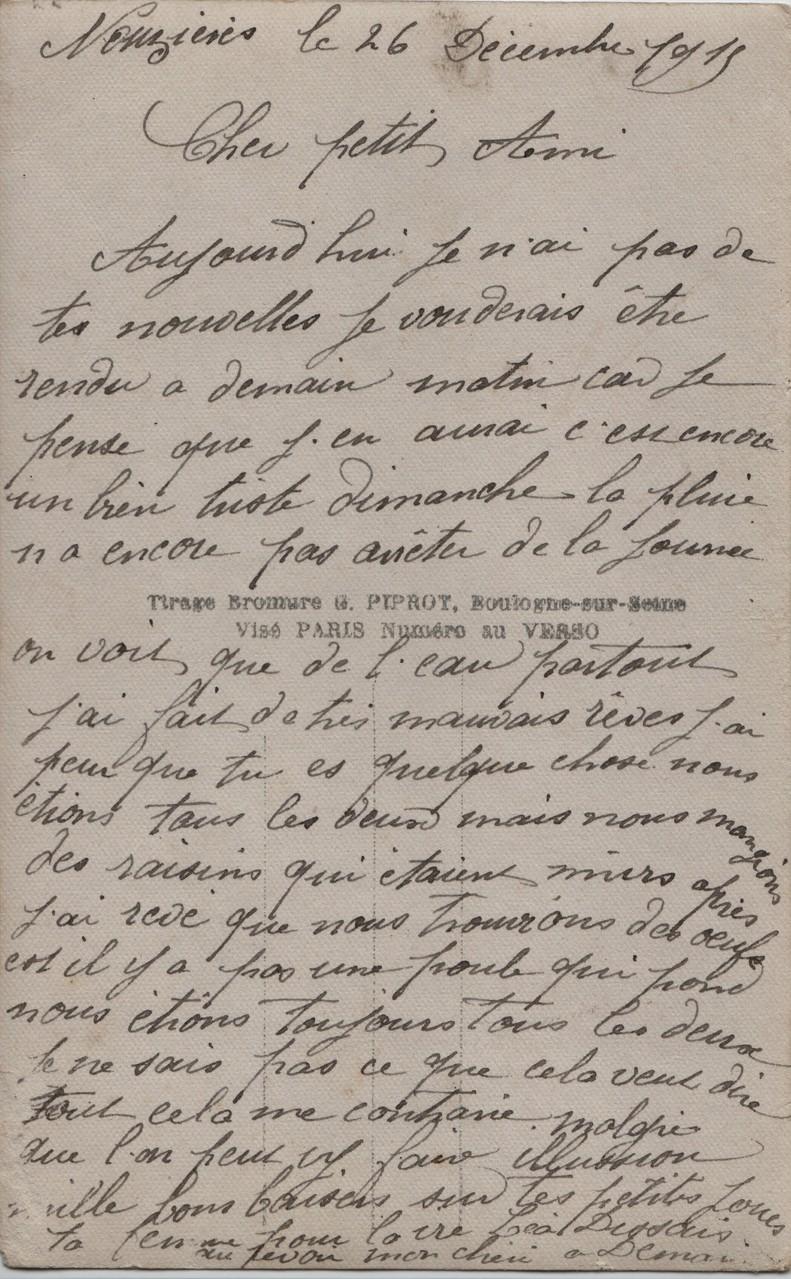 11. Nouzières 26 December 1915