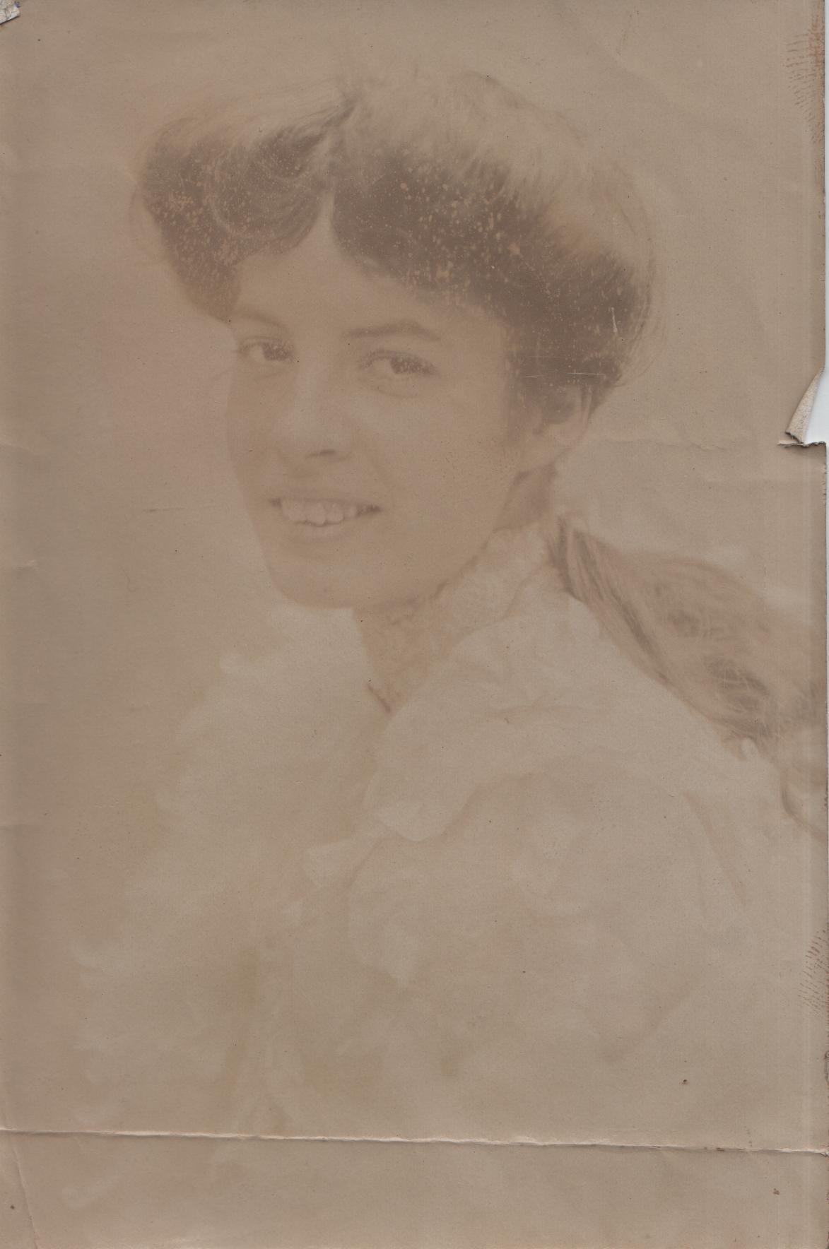 ? Noel Davies, Douglas's mother