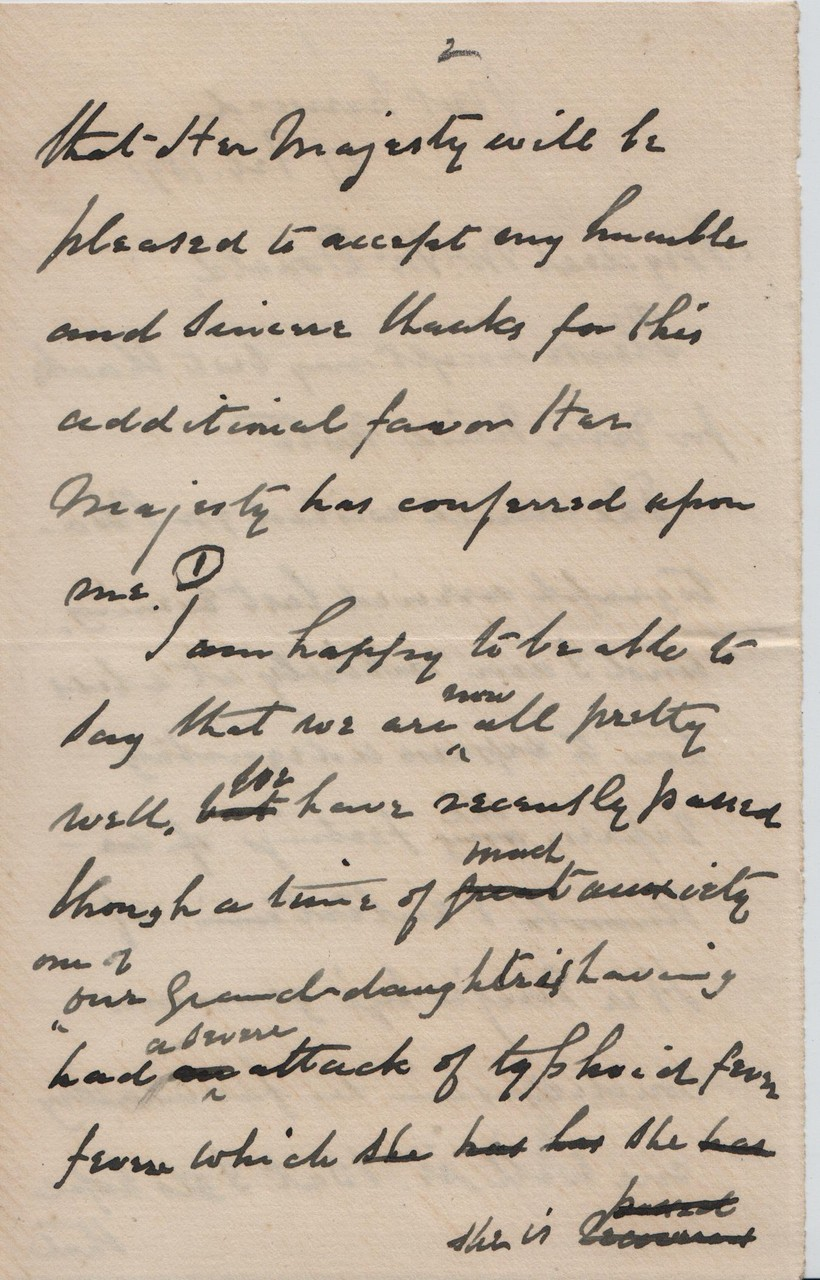 1891 February 27th JHL to AMcD