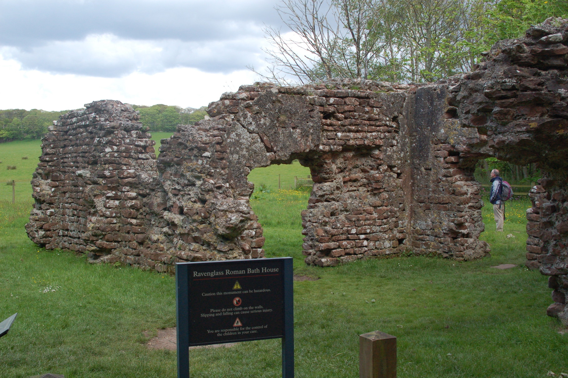 Ravenglass Roman Baths