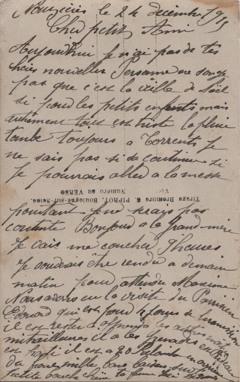 4. Nouzières 24 December 1915