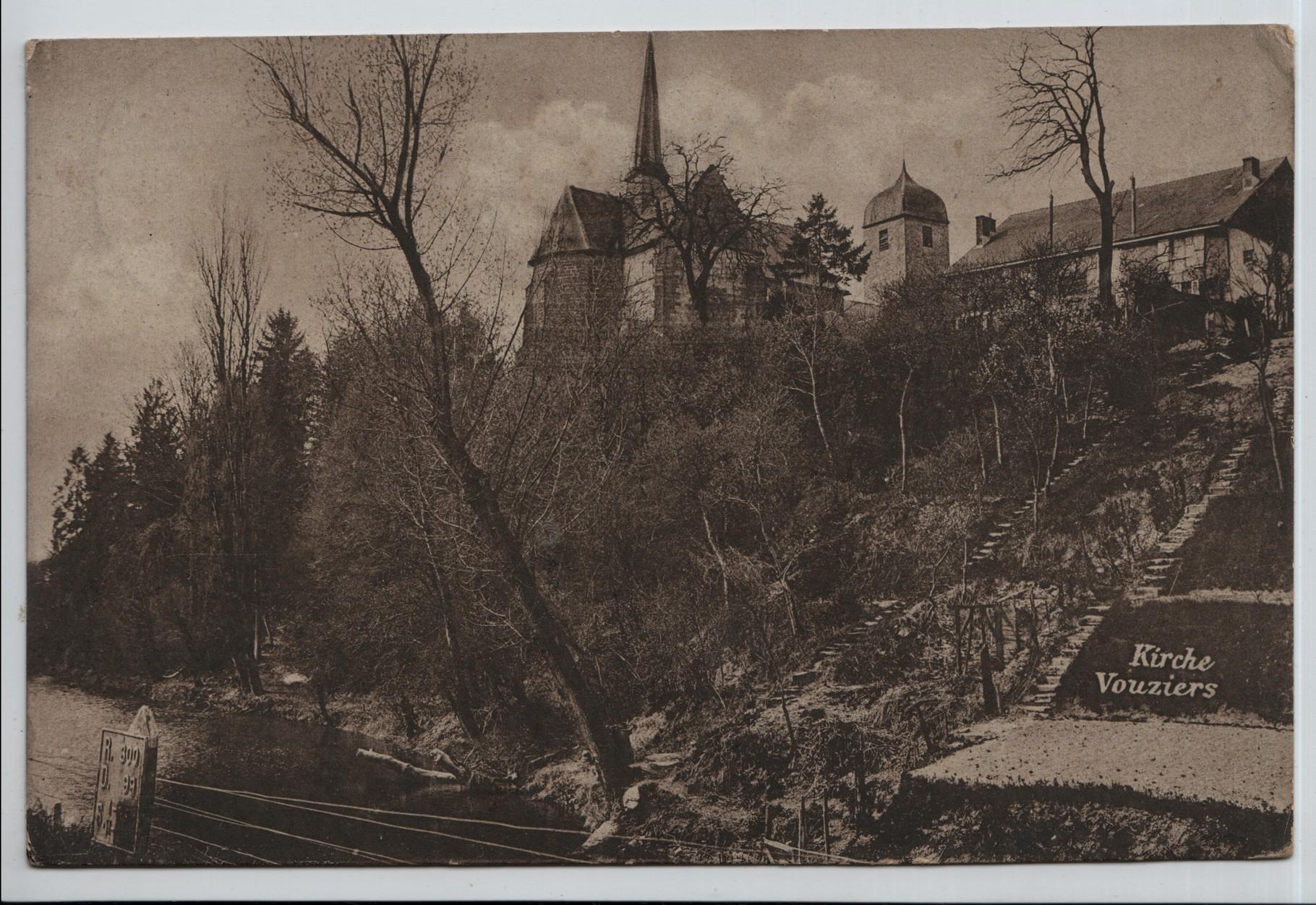 14. Vouziers church