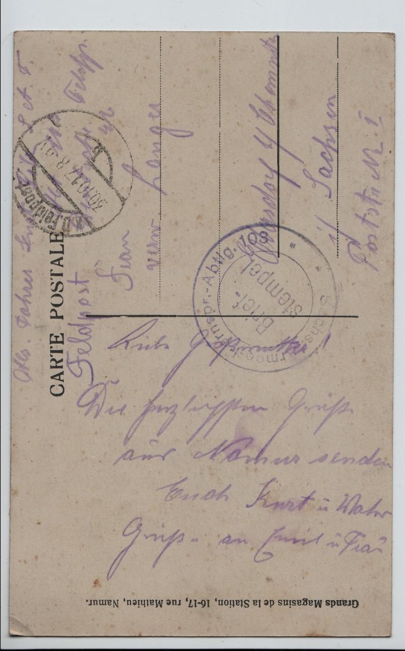 15. 30 Oct 1917