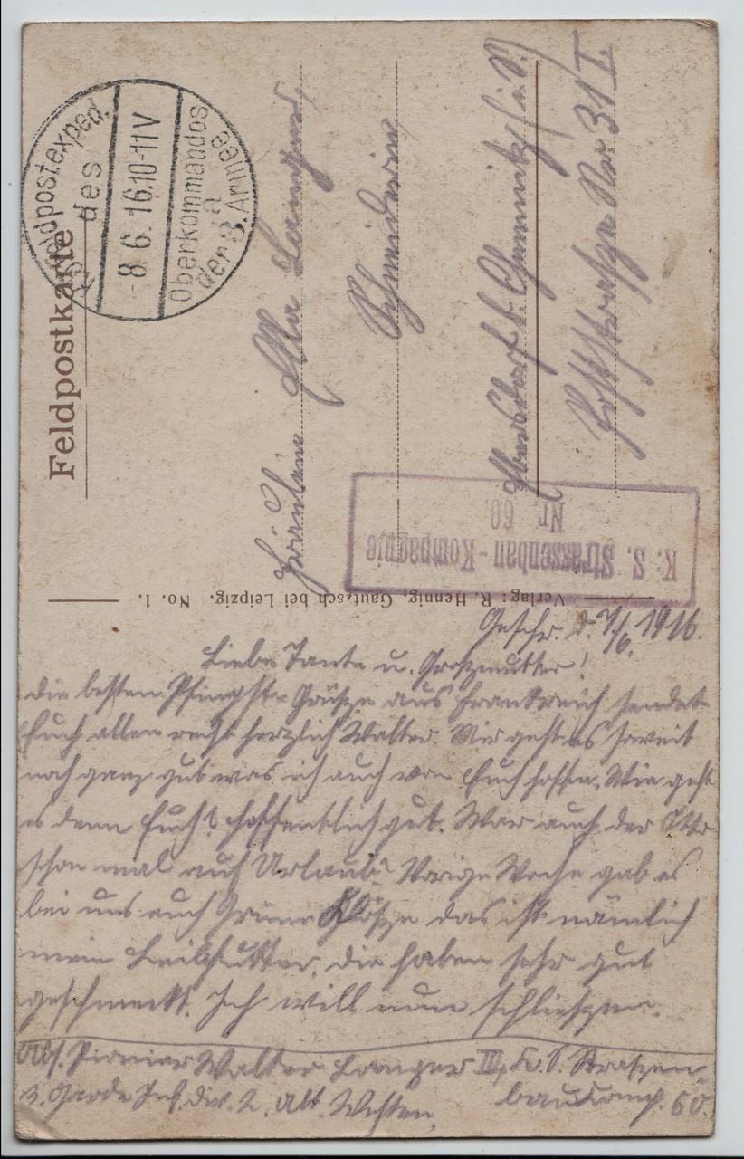 14. 8th Jun 1916
