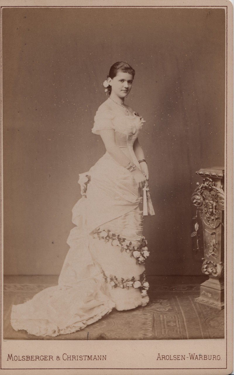 1882 Princess Helen of Waldeck
