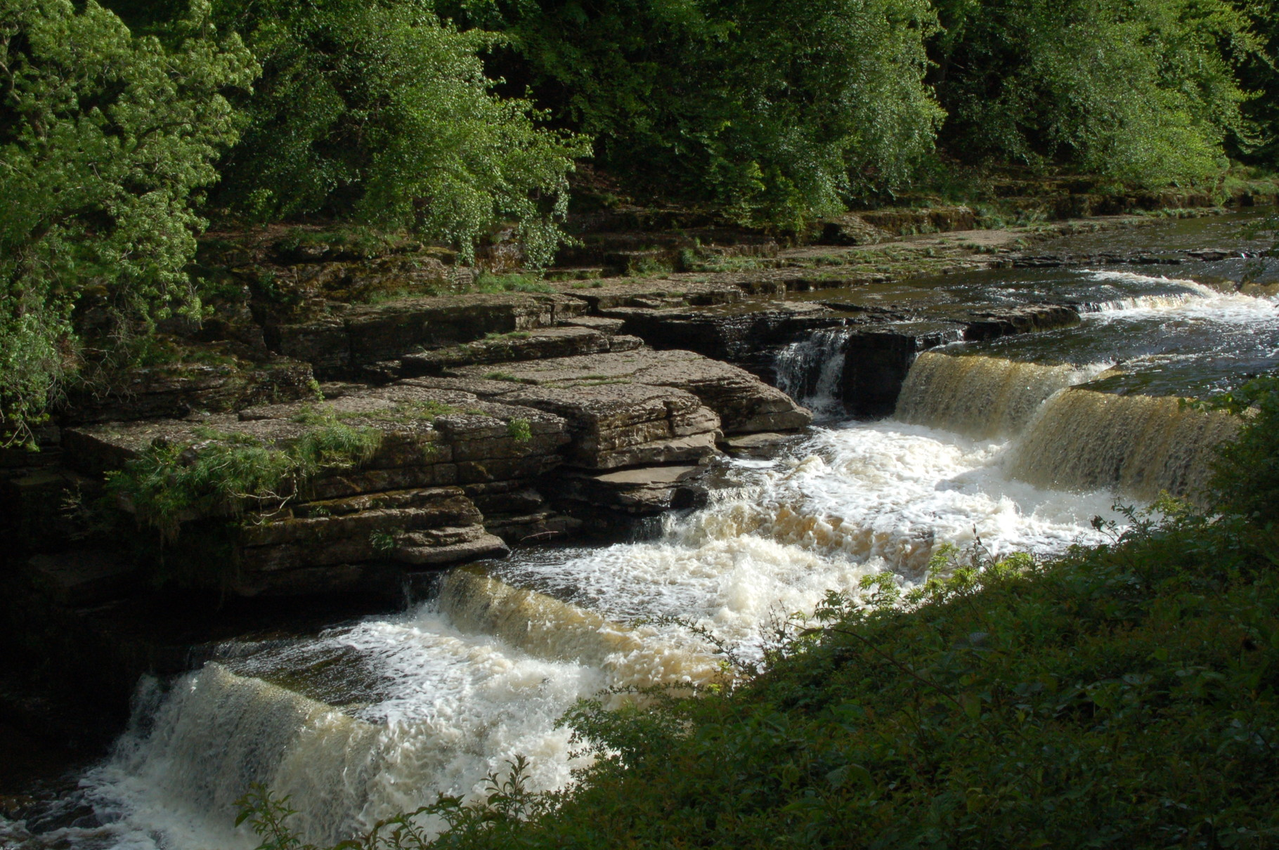 Aysgarth Lower Falls
