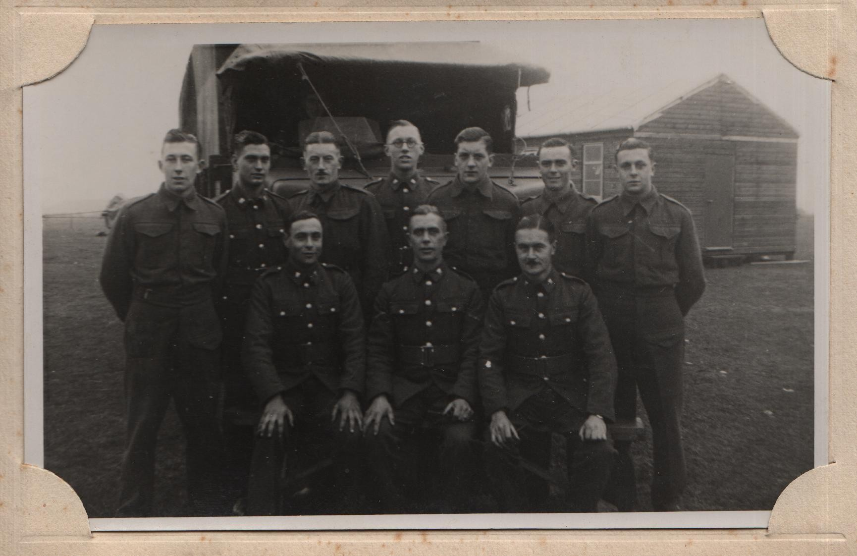 Burnham Market  1940 1st Unit