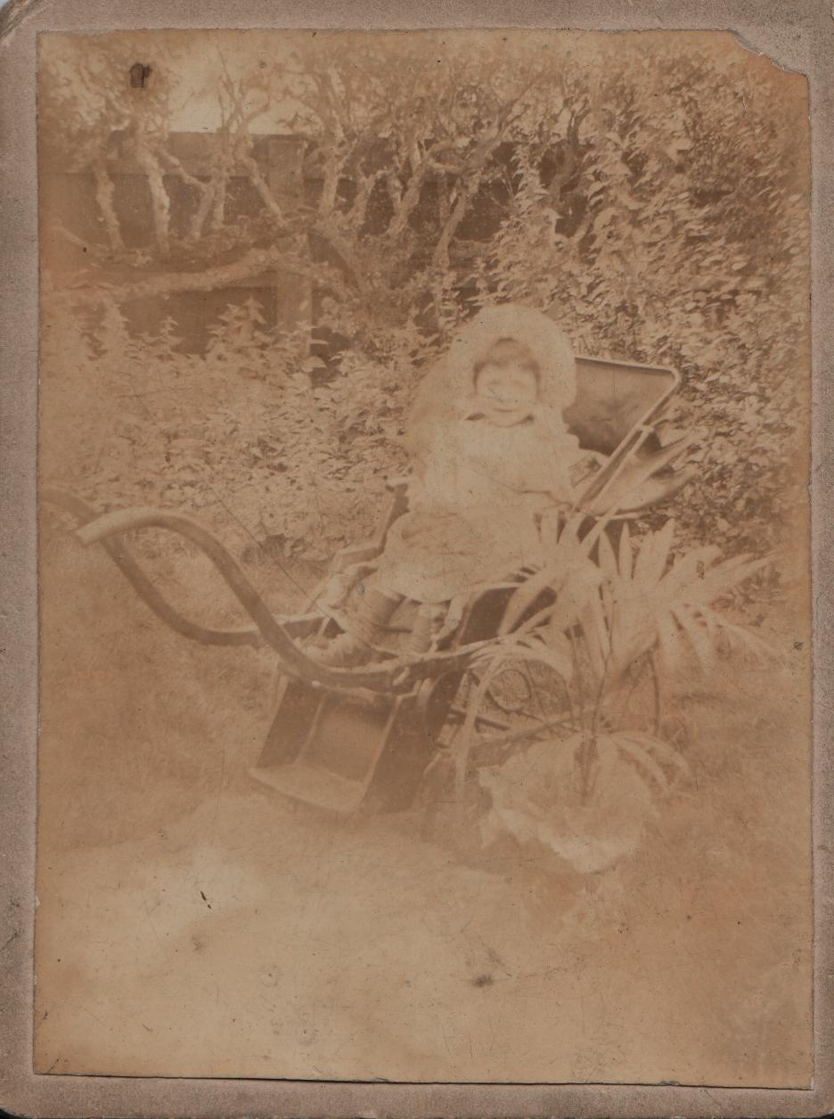 Gertie Augusta Hodson born 1895