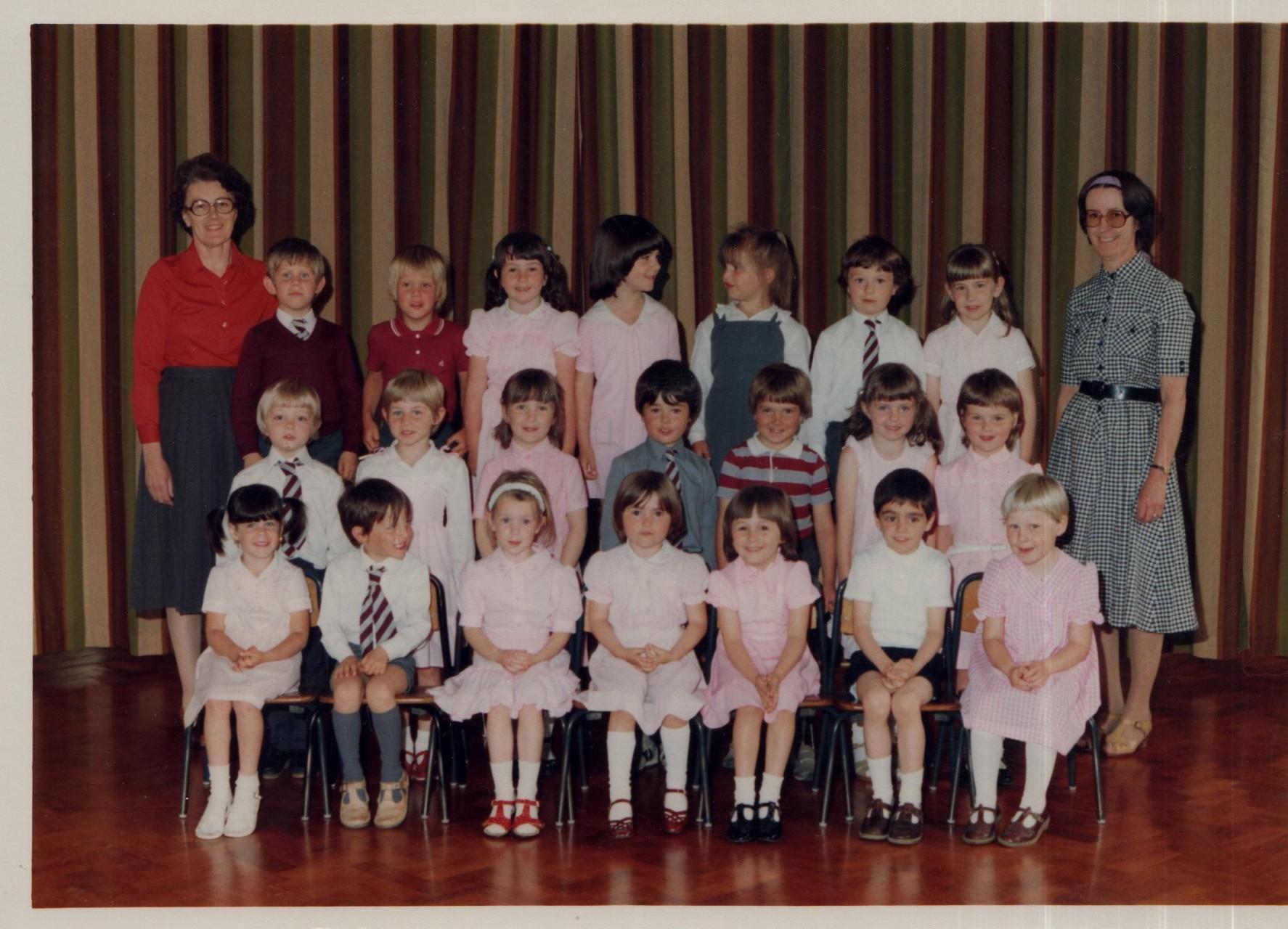 1983 Earl's Hall Infants
