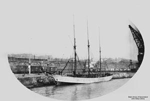 HMS Cymric built 1893