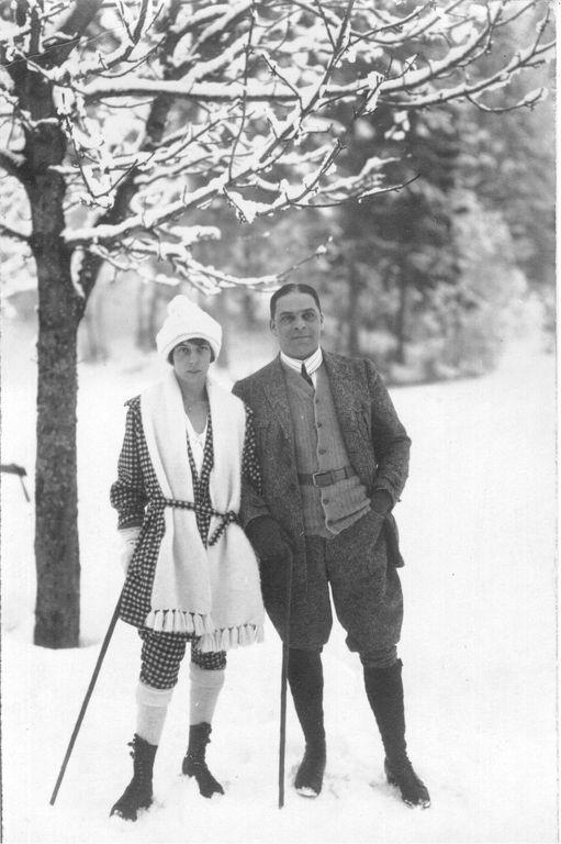 Clara and Ernst