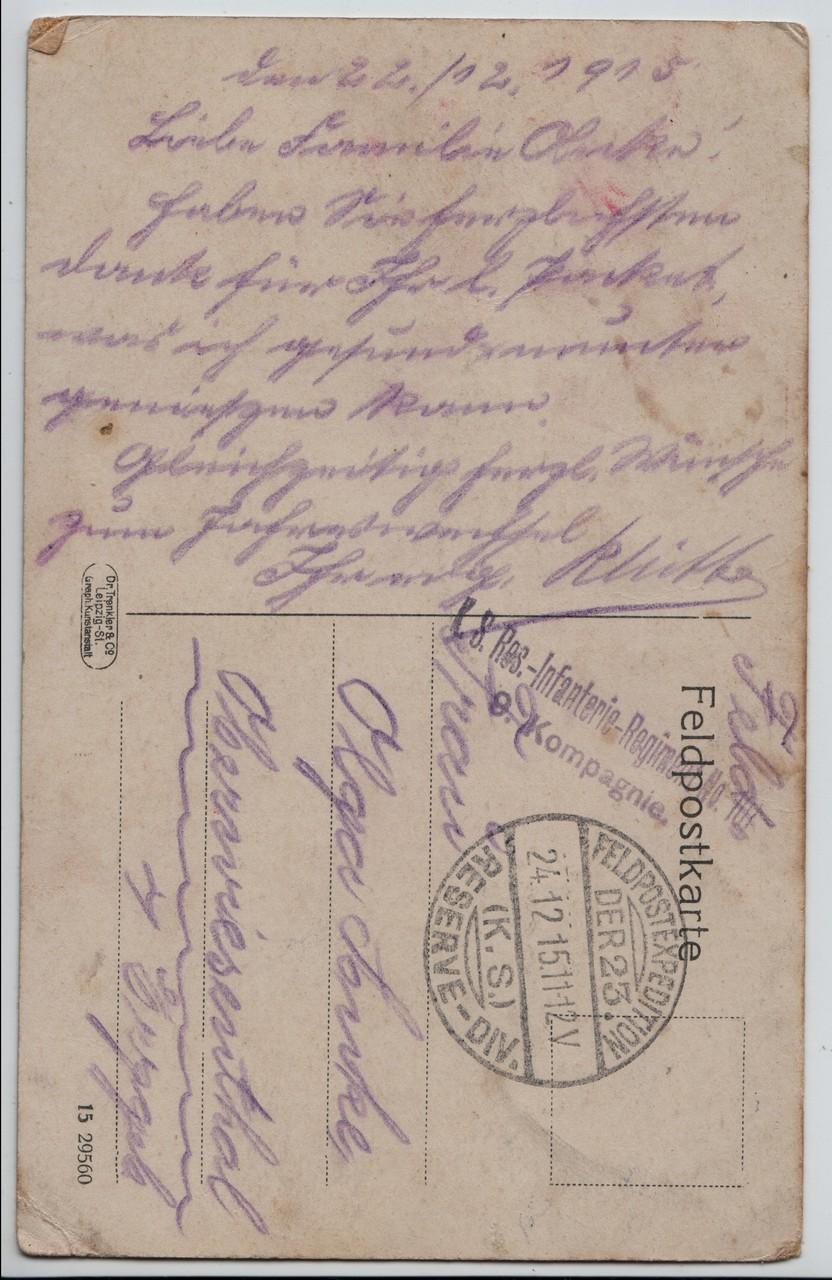 19. 24th Dec 1915
