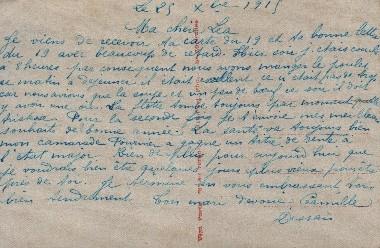 9. 25 December 1915
