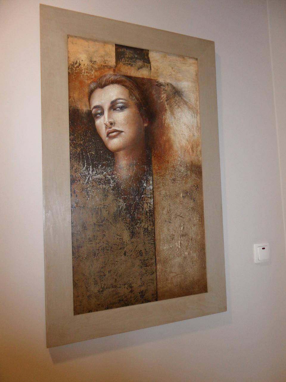 Przemysław Cerebież Tarabicki - obraz z prywatnych zbiorów