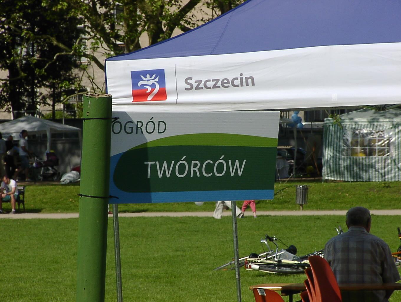 """ZLP """"Pod platanami"""" - Jasne Błonia w Szczecinie"""