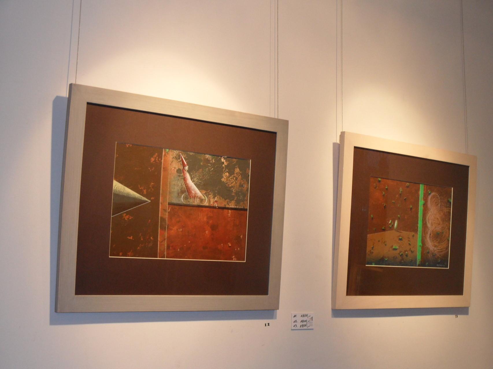 Przemysław Cerebież Tarabicki - Wernisaż - Galeria111 22.02,2014
