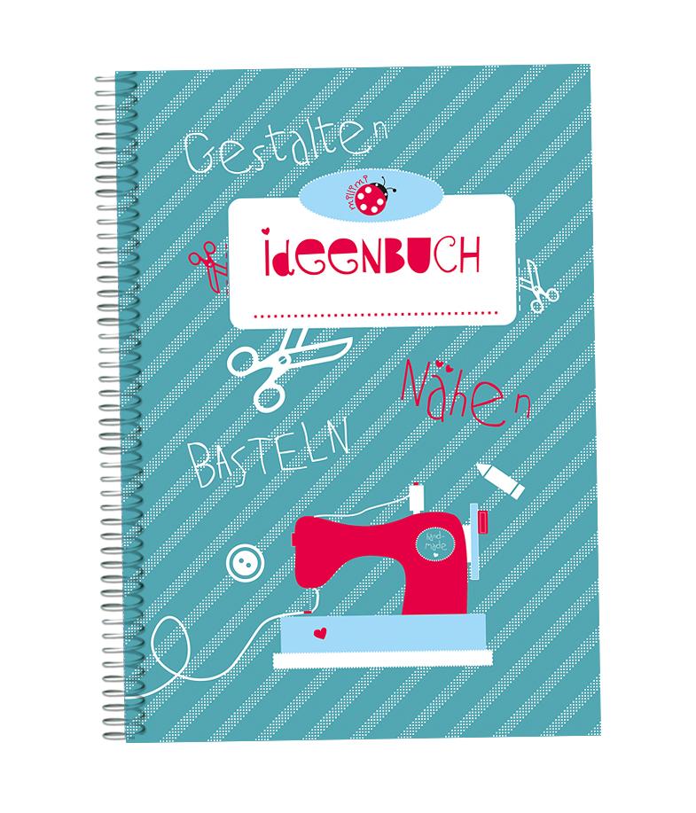 Ideenbuch A5 Millimi
