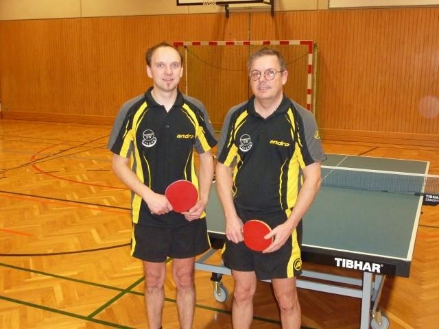 Platz 2 belegten Ivo Wachter und Andreas Kothgasser