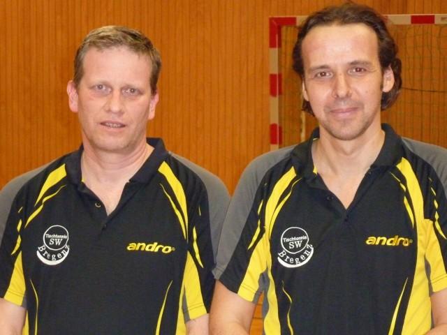 Platz 1 belegten Gerhard Walser und Thomas Feurstein