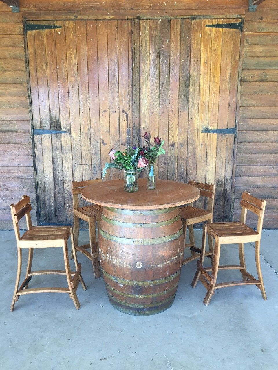 Brisbane barrel hire offers a very affordable delivery service from the gold coast to the sunshine coast if you cannot transport the barrels yourself