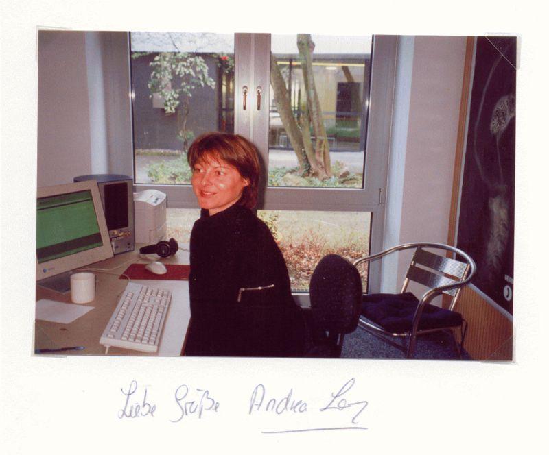 Nr. 94  Andrea Lorenz, Hörfunkredakteurin