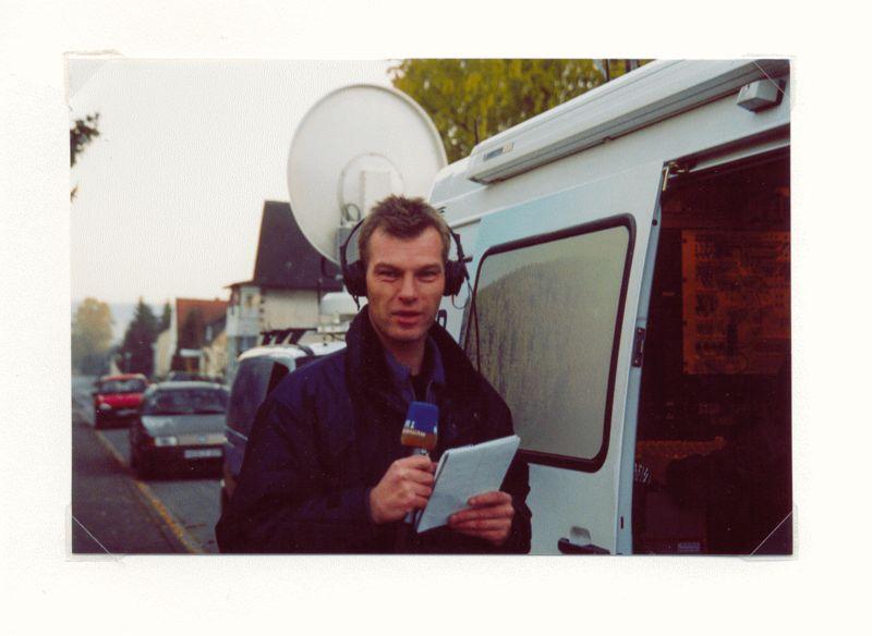Nr. 98  Dirk Plasberg, Hörfunkreporter
