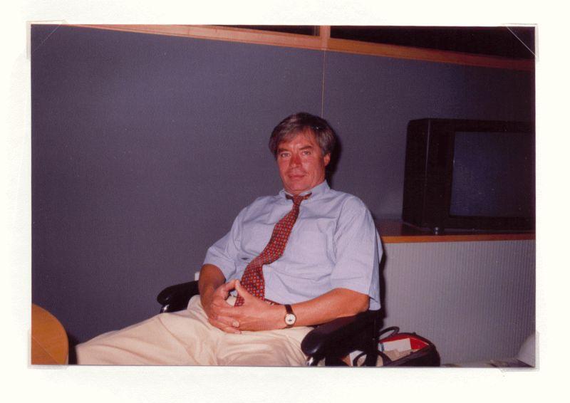 Nr. 72  Dietmar Riemer, Hörfunkchef von NDR 1 Radio M-V, jetzt Leiter des ARD/NDR-Hauptstadtstudios Berlin