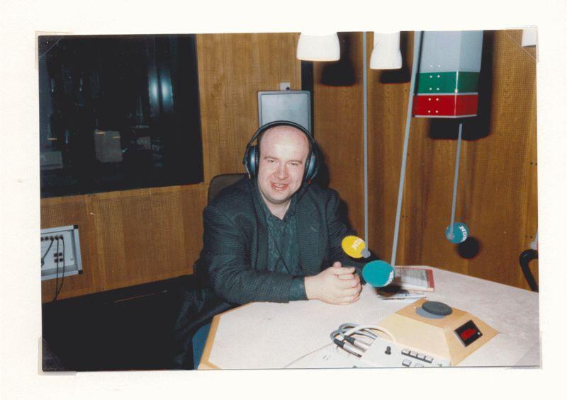 Nr. 62  Frank Bernhardt, Hörfunkmoderator