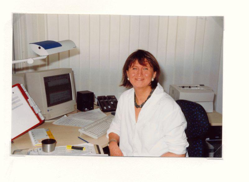Nr. 90, Ita Niehaus, Hörfunkredakteurin