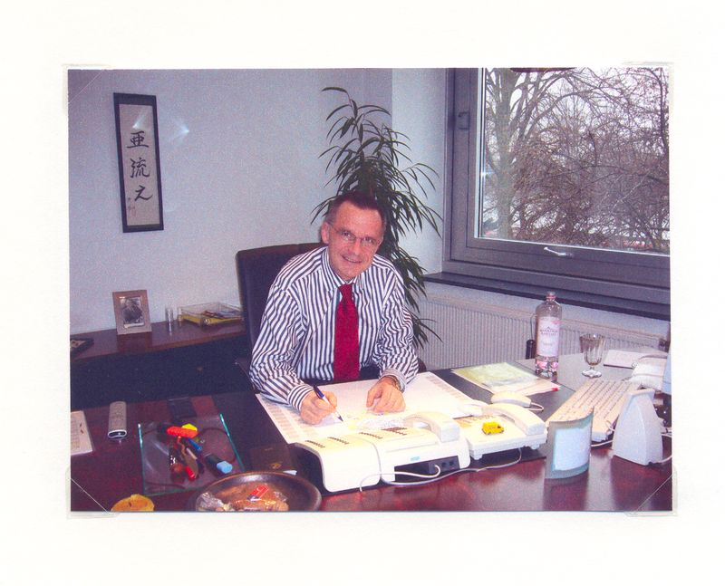 Nr. 113  Dr. Arno Beyer, Funkhausdirektor