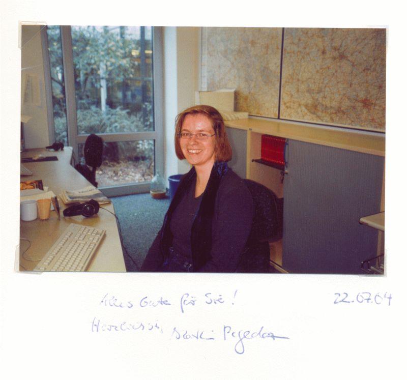 Nr. 93  Kathrin Pagendarm, Hörfunkredakteurin