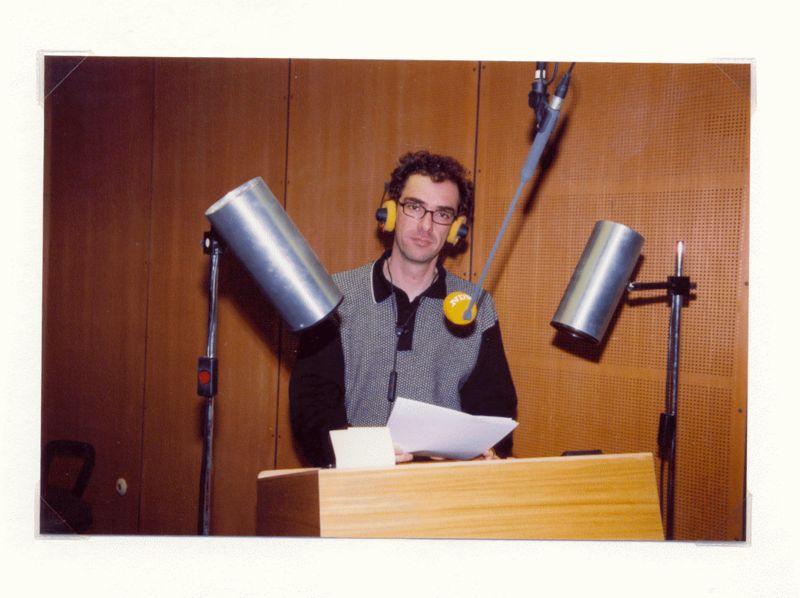 Nr. 79 Sven-Olaf Klemm, Hörfunkredakteur
