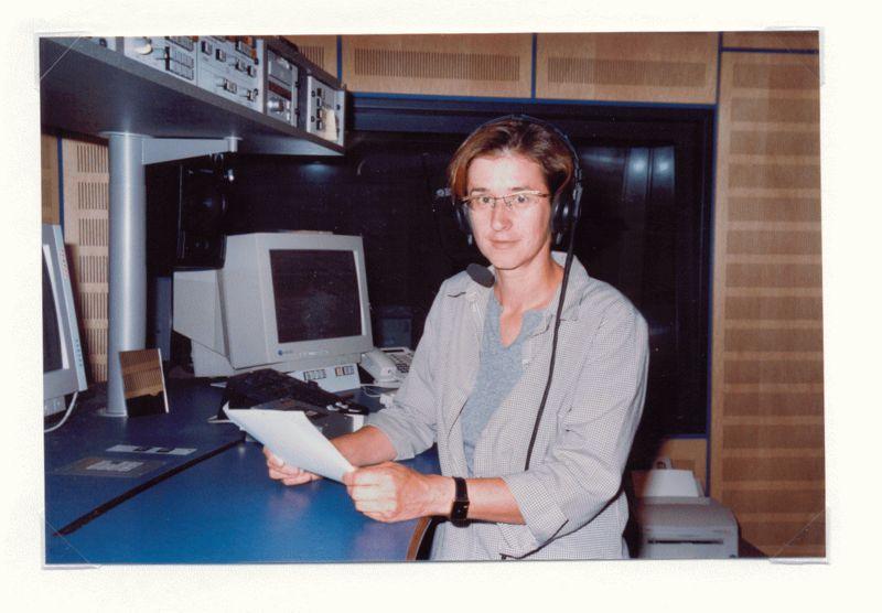 Nr. 88  Heike Reichert, Hörfunkredakteurin